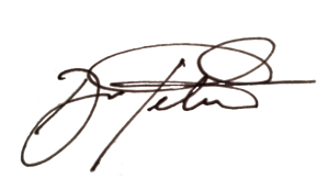 Signature - Dr. Peter Feher Dentist