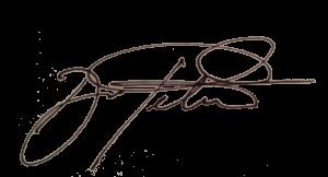 Unterschrift - Dr. Péter Fehér - Fachzahnarzt für orale Chirurgie